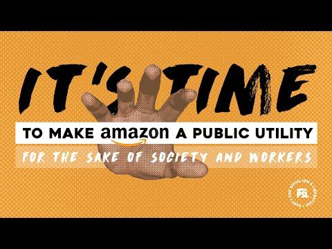 It's Time to Make Amazon a Public Utility