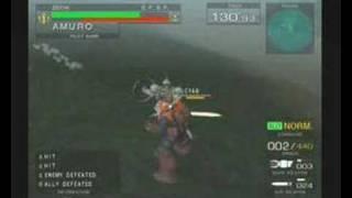 Gundam Federation vs Zeon