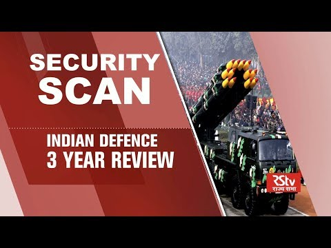 Security Scan - INDIAN DEFENCE 3 YEAR REVIEW