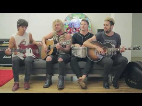 "THE GRISWOLDS | ""If You Wanna Stay"" Acoustic 