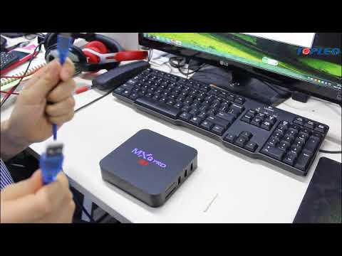 How To Upgrade Firmware Android Tv Box MXQ Pro