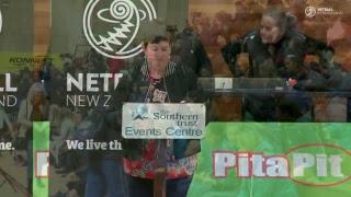 MAGS v Westlake Girls' - Gold Medal match Pita Pit NZSS Netball Champs 2018