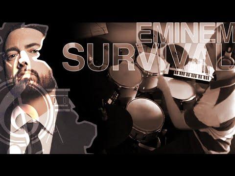 Eminem - Survival Drum Cover