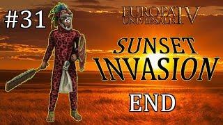 Europa Universalis IV - Aztec - EU4 Achievement Sunset Invasion - Part 31 - END