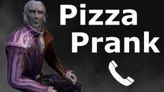 Sheogorath Orders a Pizza - Skyrim Prank Call thumbnail