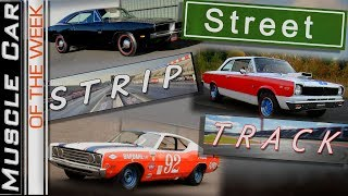Street, Strip, and Track - Muscle Car: Muscle Car Of The Week Episode 270