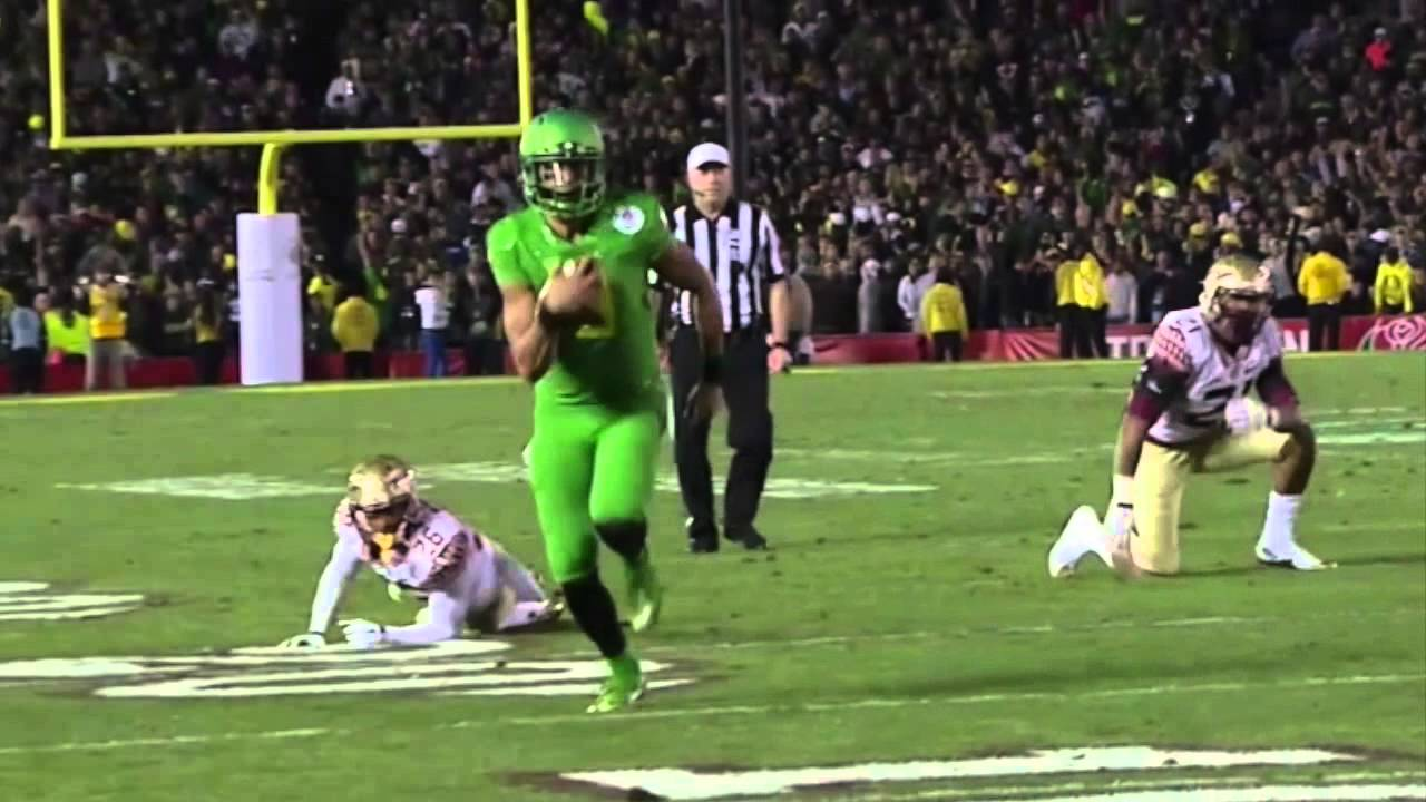 Oregon Football 'Rise' - 2015-16 Pump Up HD