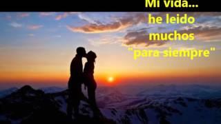Alain Barrière  Ma vie (Traducida en español)