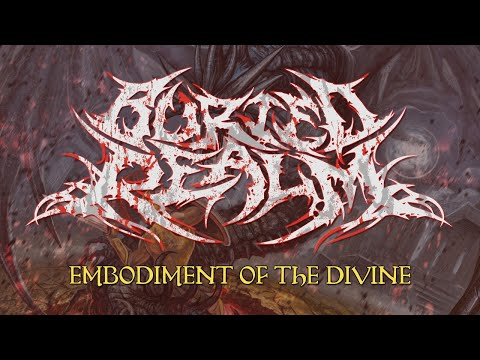 Buried Realm - Embodiment of the Divine (LYRIC VIDEO)