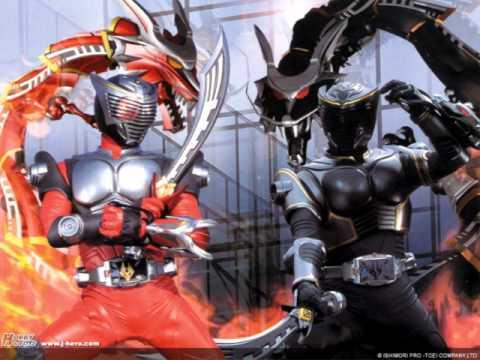 Kamen Rider Dragon Knight Opening (Fan Extended)