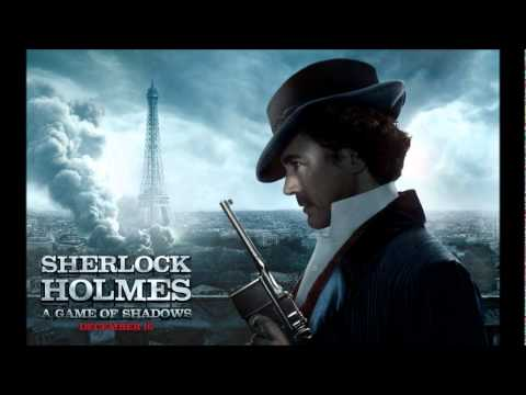 Sherlock Holmes: A Game of Shadows Soundtrack - Woods Chase (OST)