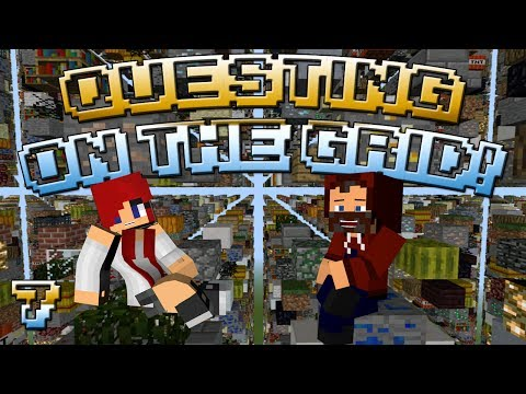 """""""ARE YOU NOT ENTERTAINED?!"""" QUESTING ON THE GRID w/ HEATHER #7"""