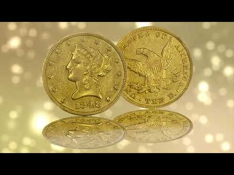 10 Dollar Gold Coins