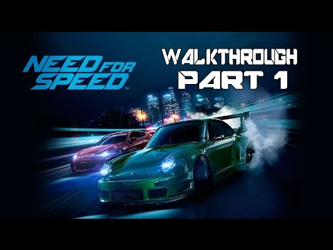 Need For Speed Deluxe Edition - Walkthrough - Part 1 (PS4)