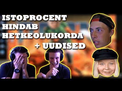ISTOPROCENT HINDAB HETKEOLUKORDA + UUDISED || #TEAMISTO