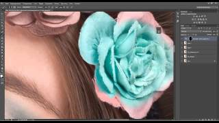 Speed retouch high end