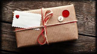 Распаковка секретной посылки!!!