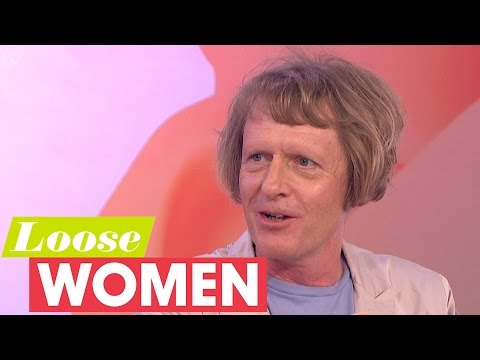 Grayson Perry On Masculinity And Sex | Loose Women