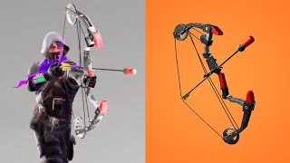 The New EXPLOSIVE BOW in Fortnite, Fortnite New Update