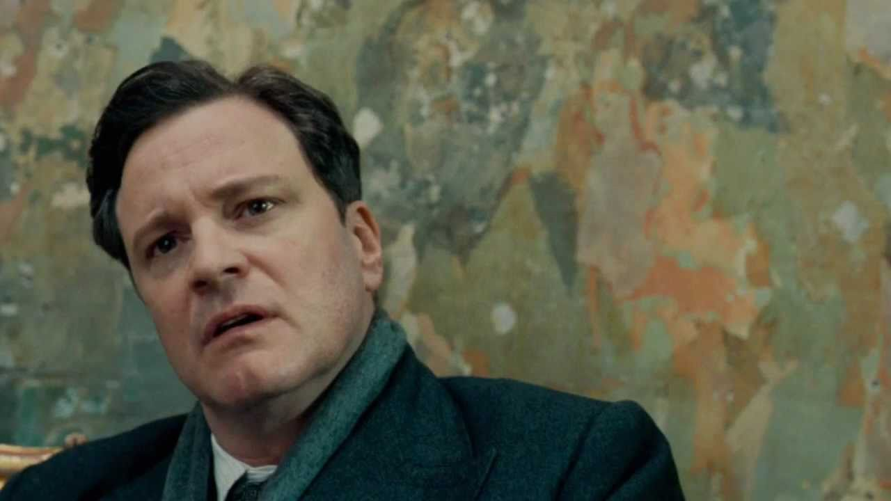 Theme from The King's Speech by Alexandre Desplat