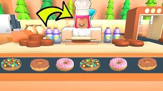 Roblox: OPENING A 3,000,000 DOLLAR DONUT BUSINESS!!!