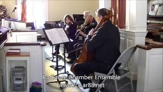 Radiance Chamber Ensemble Plays Joplin