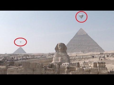 4000 Yıl Öncesine Dayanan Antik Yapıları Uzaylılar Mı Yaptı? (Mısır Piramitleri Vs)