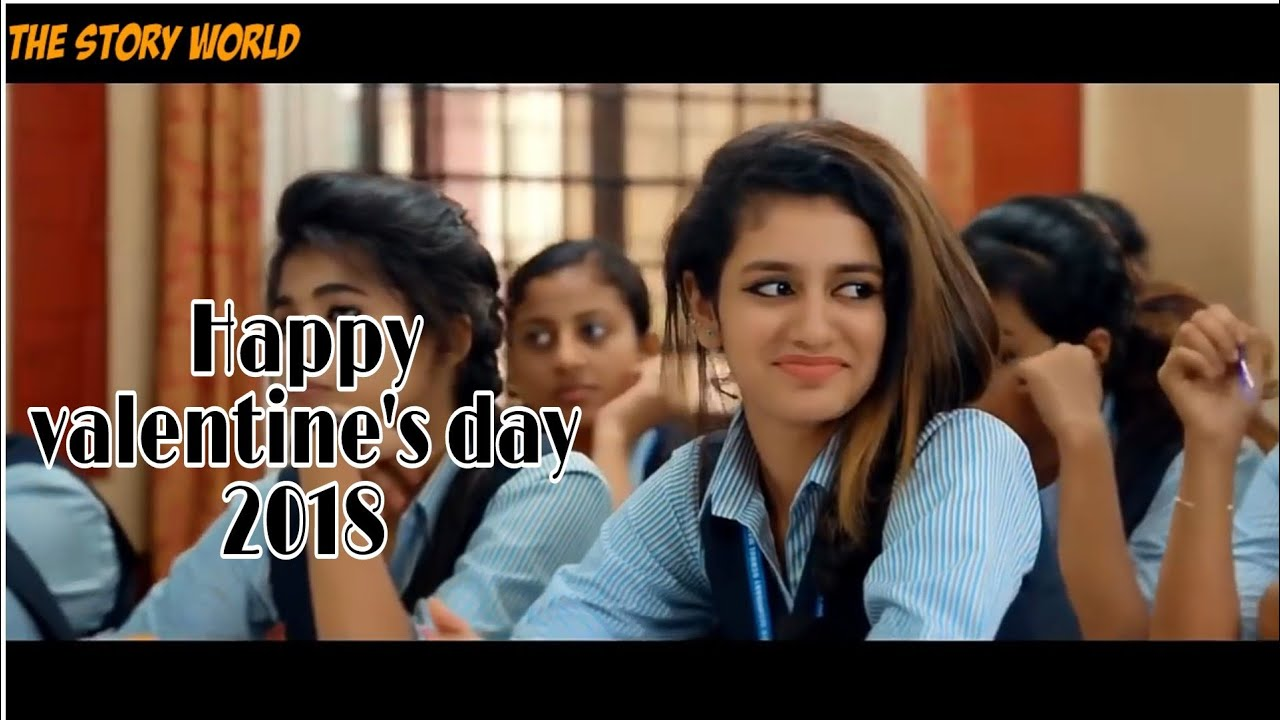 Priya Prakash Varrier | Oru Adaar Love Teaser Whatsapp Status Valentines day|By-The Story World| #1