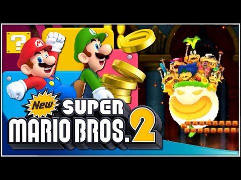 Salta que nos pilla!!! | 16 | New Super Mario Bros.2 con Dsimphony