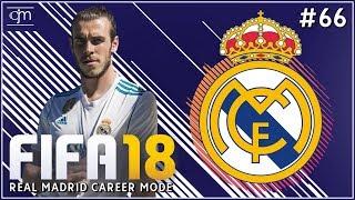 FIFA 18 Real Madrid Career Mode: Debut El Clásico Harry Kane #66 (Bahasa Indonesia)