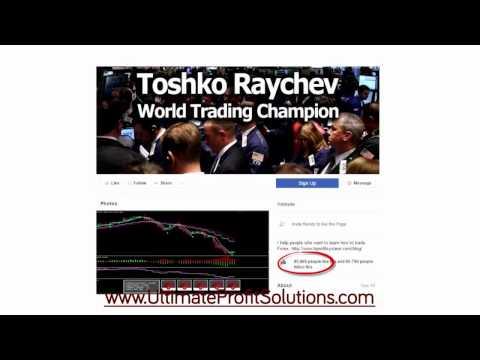 ULTIMATE PROFIT SOLUTION - PROFIT SPRING TRADING SYSTEM - By Toshko Raychev