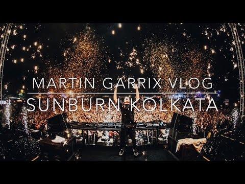MARTIN GARRIX , SUNBURN KOLKATA VLOG  by Jason Passah