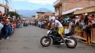 Muestra BMX   Talento Joven   45 Feria de Santander de Quilichao 2013