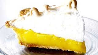 Anna Bakes DELICIOUS Lemon Meringue Pie!