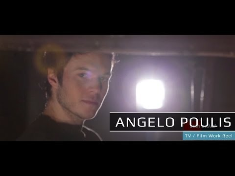 Angelo Poulis  TV  Film Work Reel