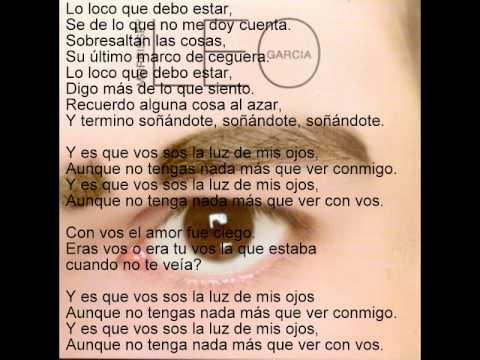 Leo García - El amor es ciego