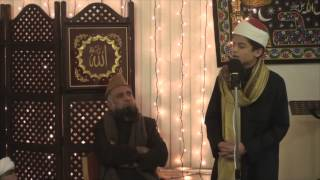 Mikhael  Mala - Sarware Zeba De with Syed Fasihuddin Soharwardi at Darul Qurra