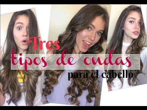 Tres Tipos De Ondas Playeras Y Básicas Danielle De Smet Youtube