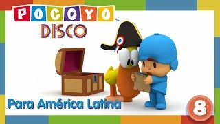 Pocoyó Disco para América Latina - La balada del pirata [Episodio 8]