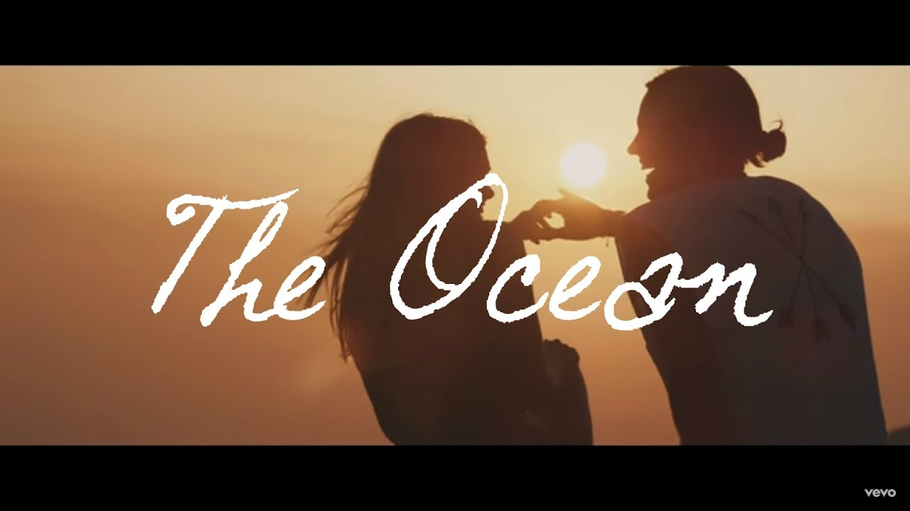 The Ocean 愛情汪洋 - Mike Perry ft. Shy Martin 中文歌詞