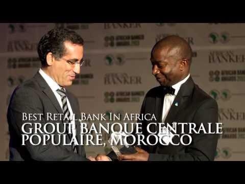 AFRICAN BANKER AWARDS 2013