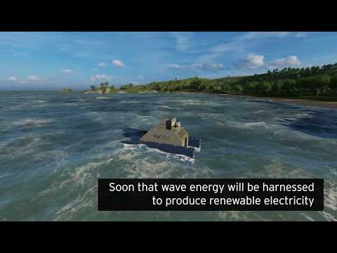Wave Swell Energy will harness wave energy to produce electricity