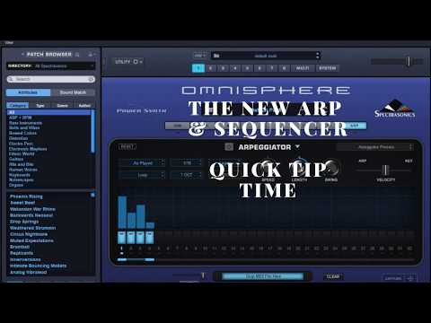 Using Omnisphere to Control Another Synthesizer