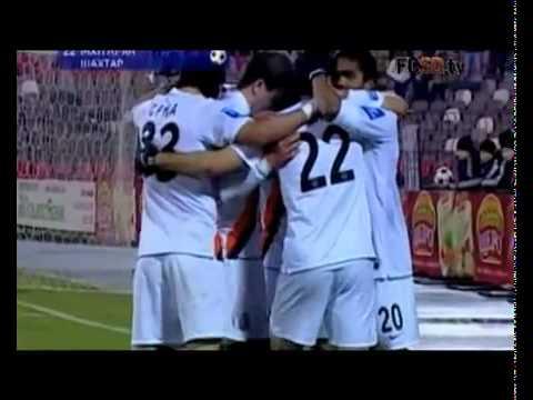 Кривбасс - Шахтер 20 тур 11.12.2011 обзор матча.
