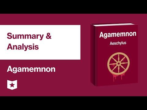 Agamemnon By Aeschylus | Summary U0026 Analysis