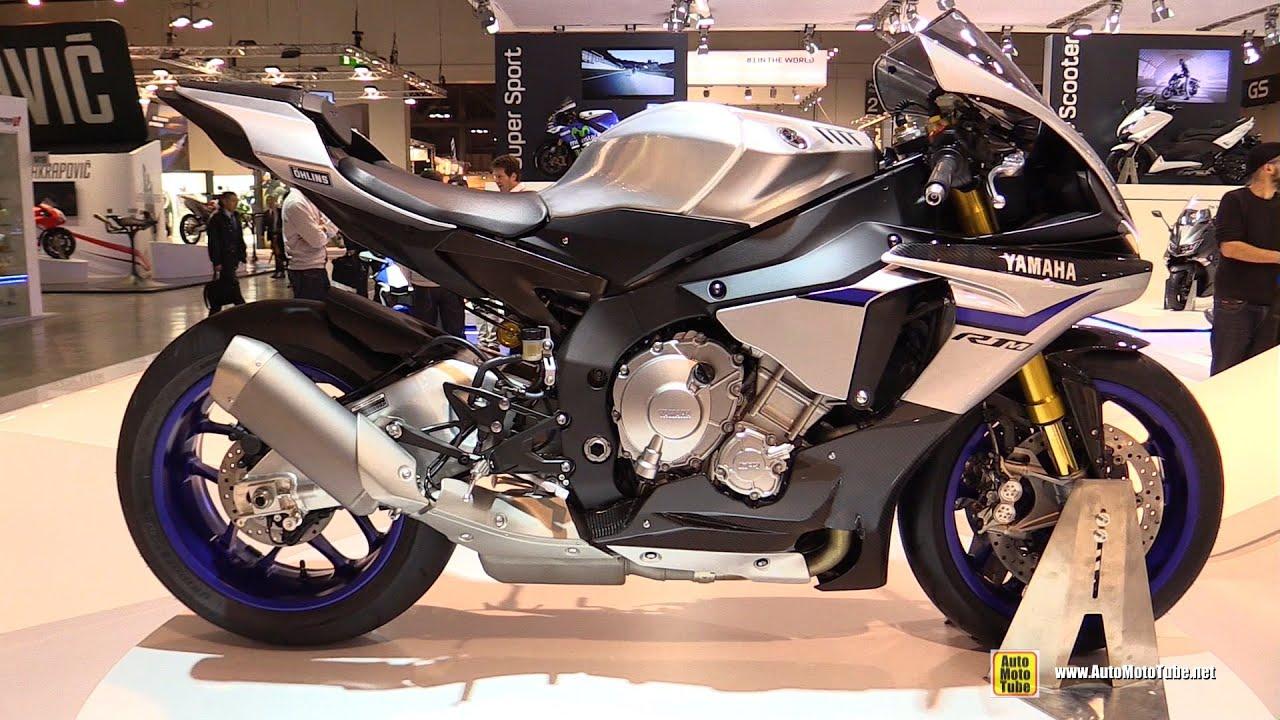 Bmw Girl Wallpaper 2015 Yamaha Yzf R1 M Walkaround Debut At 2014 Eicma
