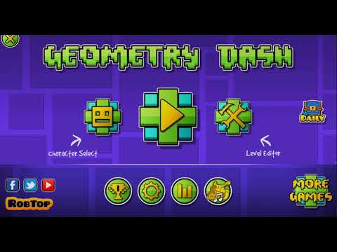 How To Download Geometry Dash For Free On PC! (2020/2021)