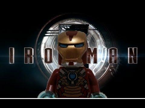 LEGO Marvel Superheroes (2013) Iron Man 3 Heartbreaker ...