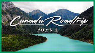Roadtripping in Western Canada | Drone Travel Vlog