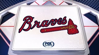 2019 MLB on Fox Sports Atlanta Braves Intro/Theme